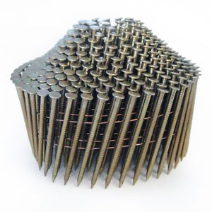 CONICAL (DOME) COIL NAILS