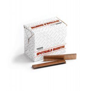 Maestri ME4000/20mm Galvanised DP Flooring Staples (10,000 Per Box).