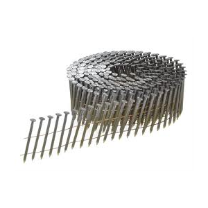 Bostitch N21R38SS316 Stainless Steel Coil Nails 38mm (7,000).