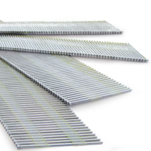 15G x 64mm Galvanised DA Inclined Finish Nails (4,000).